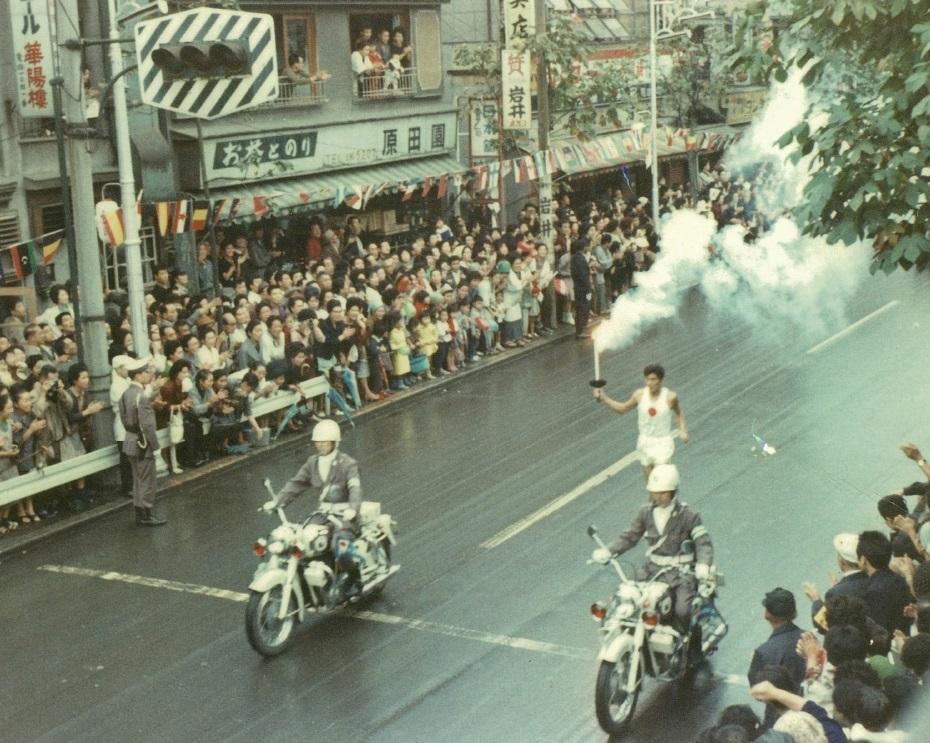 1964年のオリンピック景気とは?